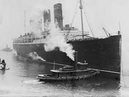 Lusitania Sinks In Real Time by The Dead The Lusitania Disaster Pictures Cbs News