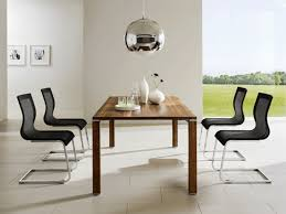 Sober And Elegant Modern Dining Room Set Bluehawkboosters Home Design