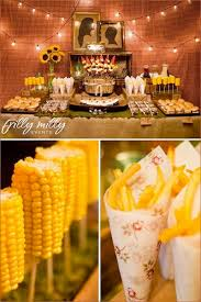 Corn Cobs On Sticks Are A Great Way To Serve Mobile Snacks Fresh From The Farm