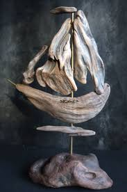 Driftwood Christmas Trees Devon by 39 Best Driftwood Boats And Fish Images On Pinterest Driftwood