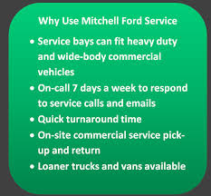 100 Mitchell Medium Truck Ford Commercial Service Selig Ford