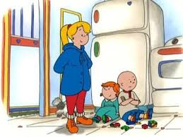 caillou s babysitter caillou wiki fandom powered by wikia