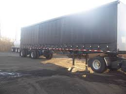 100 Conestoga Truck 2002 Western 48x102 Curtain Side Trailer Style Curtain