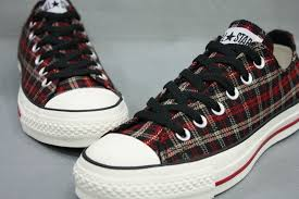 converse all plaid converse shoes mens converse all plaid low top sneaker white