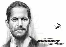 Paul Walker Fast and Furious 7 by Yojin10 on DeviantArt