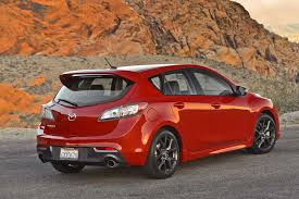 2013 Mazda MazdaSpeed3 Overview