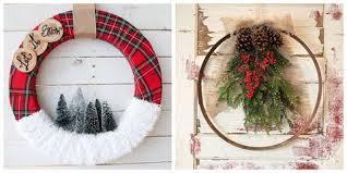 50 DIY Christmas Wreath Ideas