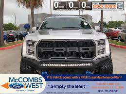 100 Ford Trucks By Year New 2018 F150 SUPERCREW SVT RAPTOR Crew Cab Pickup In San