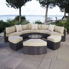 Semi Circle Outdoor Patio Furniture by Semi Circle Patio Furniture Wayfair