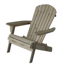 Living Accents Folding Adirondack Chair by Adirondack Chairs Patio Chairs The Home Depot
