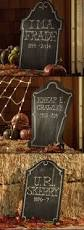 Halloween Tombstone Names Funny by Best 25 Halloween Tombstones Ideas On Pinterest Diy Halloween