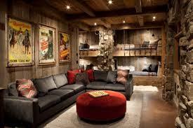 Inspiring Modern Rustic Living Room Best Rustic Modern Living Room