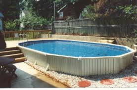 Best Above Ground Pool Floor Padding by Semi Inground Pools Brands Options Prices Reviews And Advice