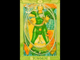 thoth deck the fool book of thoth crowley 0 the fool