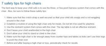 Abiie High Chair Vs Stokke by We Review The Safest Most Stylish Baby High Chairs Here