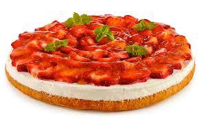 erdbeer schmand torte rezept