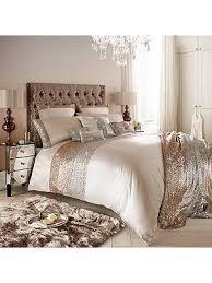 Kylie Minogue Mezzano Rose Gold Bed Linen Range