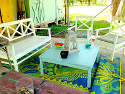 Outdoor Rugs for Patios Blue