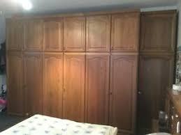 schlafzimmer komplett eiche rustikal fronten ebay