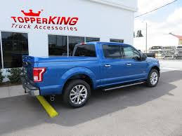 LEER 750 Sport Tonneau On Ford F150 - TopperKING : TopperKING ...