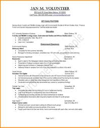 Gpa On Resume Example How To List Education Type Throughout Put Minor
