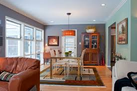 Sage Green Dining With Artwork Room Eclectic And Wrought Iron Curtain Holdbacks