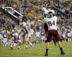 Best Pumpkin Patch In Baton Rouge by Surging Troy Upsets No 25 Lsu 24 21 At Death Valley Newstimes