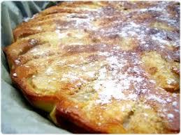 tasca da elvira tarte aux poires sans pâte