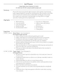 Sample High School Resumes Objective Resume Examples Samples