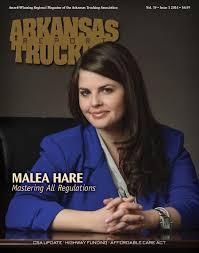 Arkansas Trucking Report- Vol. 19 Issue 1