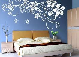Floral Decorative Wall Painting Patterns