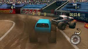 100 Juegos De Monster Truck Imgenes Del Juego Jam Path Of Struction De PlayStation