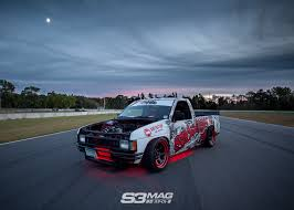 100 Drift Trucks No Money No Problems Alecs Nissan Hardbody Truck S3 Magazine
