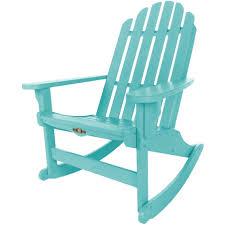 Pawleys Island Durawood Essential Adirondack Rocking Chair ...