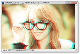 How To Make Classic Red Cyan 3D s Out of Any Image