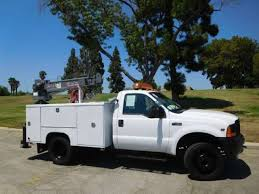 100 Used Mechanic Trucks Service Utility In Los Angeles CA