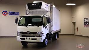 100 Reefer Truck For Sale 2016 HINO 195 InDepth Look Review YouTube