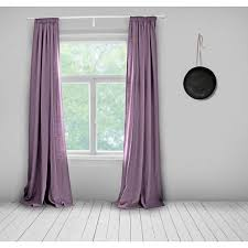 Pink And Purple Ruffle Curtains by Best 25 Purple Curtains Ideas On Pinterest Purple Home Curtains