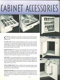 What Is A Hoosier Cabinet Insert by Whitehead Steel Kitchen Cabinets 20 Page Catalog From 1937
