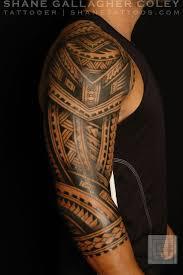 MAORI POLYNESIAN TATTOO Polynesian
