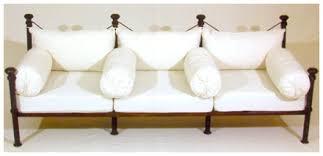 salons canapé fer forgé rzk maroc innov destockage grossiste