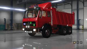 Mercedes Benz 1632 Truck Mod Fixed Only 1 27 Euro Simulator Ets2 ...