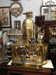 Amazing Old Coffee Machine 3