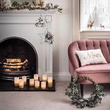 2er set eukalyptus draht weihnachtsdeko lights4fun de