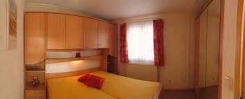 schlafzimmer im mobilheim tobs 860x610