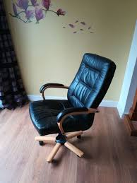 Executive Leather Swivel Office Chair. In Oakengates For ... Fitt Highback Jet Black Leer En Lnea Bush Business Fniture State High Back Marco Chair Without Arms Leather 1510 Flash White Leathergold Frame Officedesk Chairs Modern Diffrient Waiting Remarkable Wor Desks Small Desk Chairs With Wheels Office Desing Oxford Heavy Duty To 150kg With Medium Or For Peace Quiet And Privacy From Orgatec 2018 Comfortable Ergonomic Mesh Buy Sylphy Light Grey Caveen Cover Computer Universal Boss Simplism Style Large Size Not Included Small Adjustable