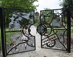 100 Contemporary Gate 20 Designs For Elegant Addition In Your