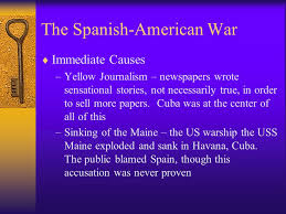 Sinking Of The Uss Maine Newspaper by The Us As A World Power Unit 10 Ms Rybak Imperialism Powerful
