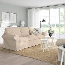 ektorp 3er sofa hallarp beige