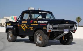 """Scoop"""" Vessels's Historic Baja Race Tru 
